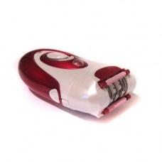 Эпилятор 3 в 1 Brown MP 3099 с тройной насадкой Красный (006459)