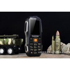 Защищенный Мобильный телефон HOOT Guangphone  с  сабвуфером Аккумулятор 15800mA!   нет русского английский язык