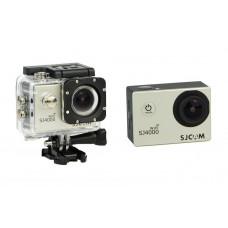 Экшн-камера SJCAM SJ4000 WiFi v2.0 Silver.Оригинал