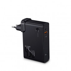 Банк заряда Baseus GaN USB+Type-C 10000mAh 45W black