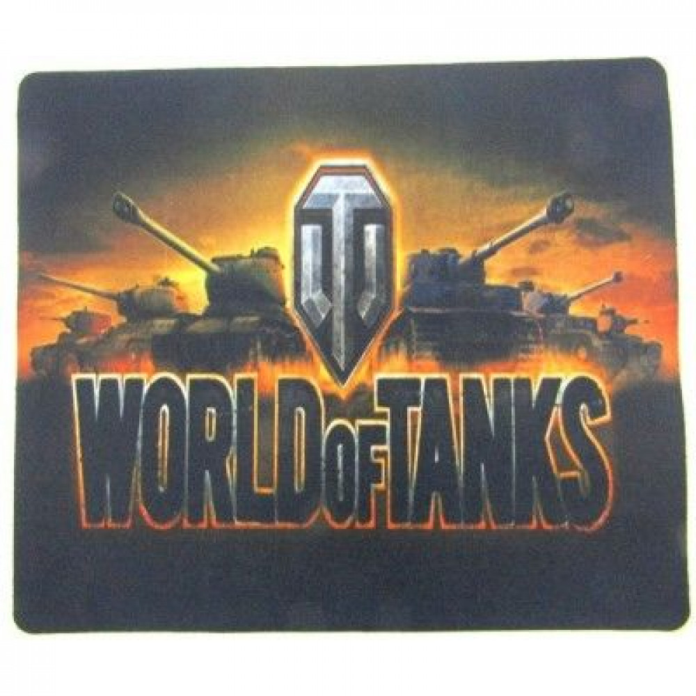 Коврик для мыши World of Tanks (250х290х2мм) №1