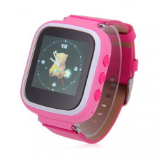 Детские часы с GPS Smart Baby Watch Q80 (Q60s) Розовые (tdx0000276)