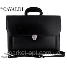 Мужской портфель бренд CAVALDI Польша 2 цвета