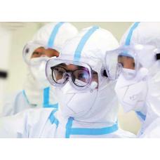 Очки защитные медицинские с регулируемой вентиляцией