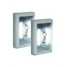 Светодиодный светильник Supretto Tech Super Bright Switch Белый (5131)