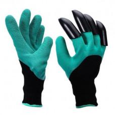 Садовые перчатки с когтями (nri-2092)