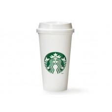 Кружка Starbucks HY101 керамическая White (004384)