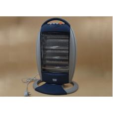 Галогенный напольный портативный кварцевый обогреватель Opera OP-H0005 (1200 Вт)