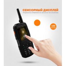 Мобильный телефон Land Rover Discovery A17 black РАЦИЯ. Кнопочник на Android