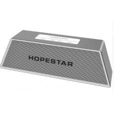 Блютуз колонка портативная Hopestar H28 Silver (008473)