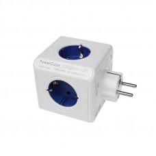 Сетевой разветвитель PowerCube 5 розеток 8х8х12 см (5626)