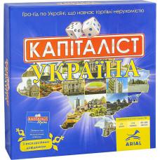 Настольная игра Arial Капиталист Украина (910824R)