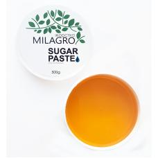 Сахарная паста Milagro для шугаринга Жесткая 500 г (nr1-170)