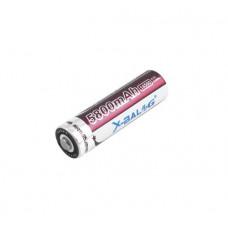 Аккумулятор 14500, X-BALOG, 5800mAh, коричневый