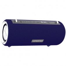 Портативная Bluetooth колонка Hopestar H39 с влагозащитой Синяя (jv-30)