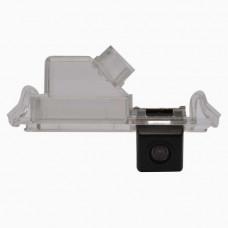 Штатная камера заднего вида Prime-X MY-13-0002 (HYUNDAI Accent 5D 2011+, I30 II. / KIA Ceed II 5D, Rio III H/B)