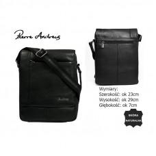 Кожаная сумка Pierre Andreus 772-NDM-PA