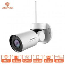 WiFi / PTZ камера видеонаблюдения ANPVIZ