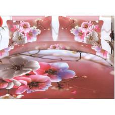 Комплект постельного белья евро-размер - № 794