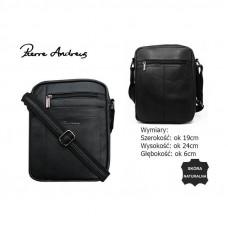 Кожаная сумка Pierre Andreus 8022-NDM-PA