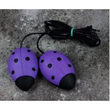 Электросушилка для детской обуви Алпрофон Солнышко Violet (111791)