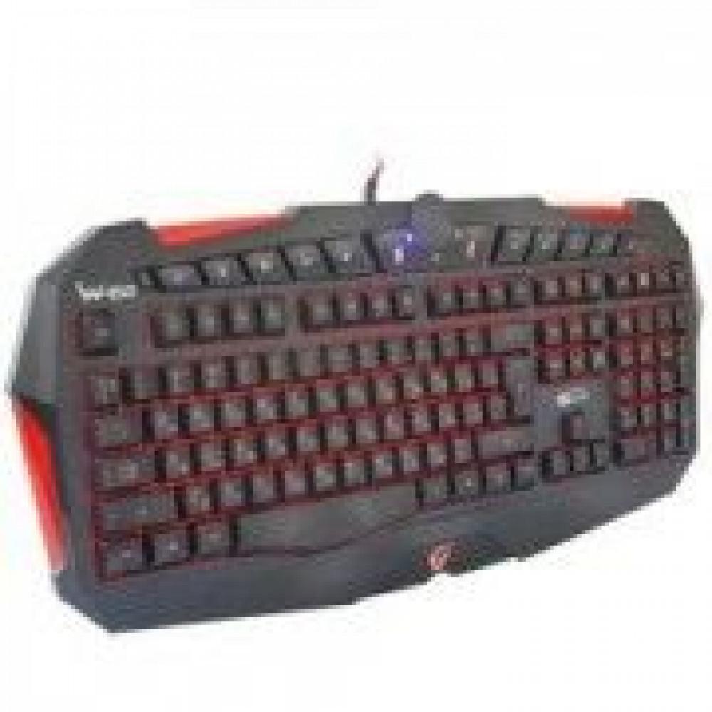 Клавиатура Gemix W-210 Black USB