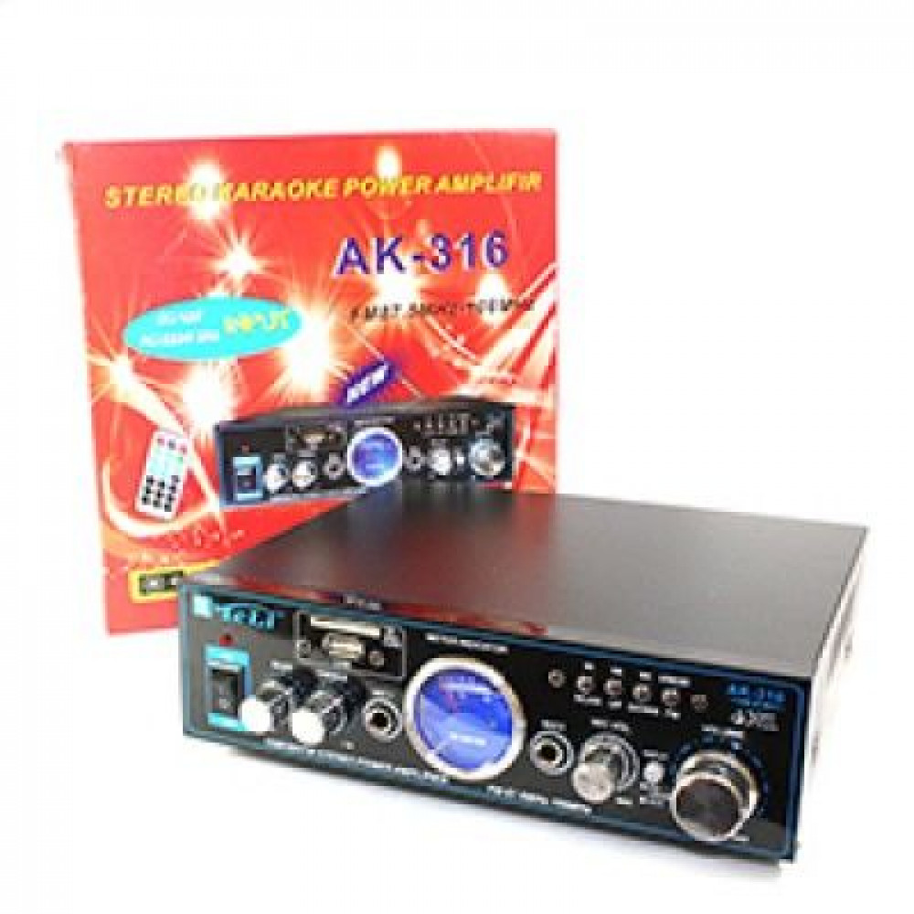 Усилитель звука ar-316
