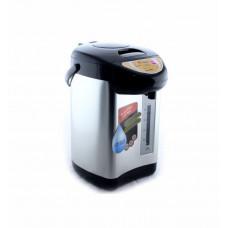 Электрочайник термопот Domotec MS-6000 6 л Серебристый (300182)