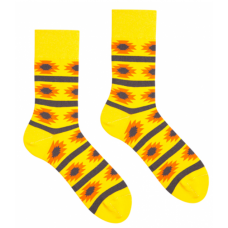 Носки женские Sammy Icon Tacotl 36-40 Желтые (009261)