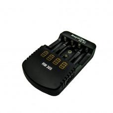 Универсальное зарядное устройство Raymax RM305 Черное (300130-PR)