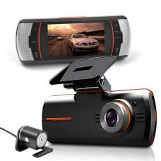 Видеорегистратор DVR SONTAR А1 +TV+GPS + выносная камера, много функций