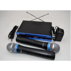 Радиосистема SENNHEISEREW100 + 2 радиомикрофона !