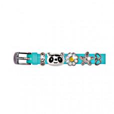 Браслет силиконовый Biojoux BJB001 Charms Bracelet MIX 1 Aqua (4665)