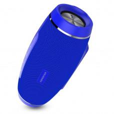 Портативная Bluetooth колонка Hopestar H27 с влагозащитой Синяя (jv-22)