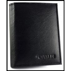 Кошелек мужской  CAVALDI  натуральная кожа с RFID защитой Польша код  600