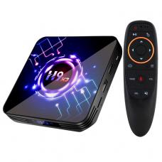Смарт ТВ приставка Transpeed H9 X3 4/64Gb Voice Control
