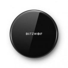 Беспроводная зарядка BlitzWolf BW-FWC4 black 10Вт with power supply