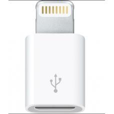 Переходник-адаптер OTG с USB Type C на Lightning Iphone Белый (hub_nvVf19659)