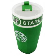 Кружка Starbucks PY 023 керамическая Green (008032)