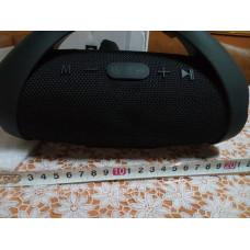 Колонка Bluetooth SPS Mini Boom BASS E10 черная