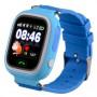 Детские часы с GPS трекером Smart Baby Watch Q90S (голубой)
