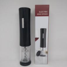 Электрический штопор для вина Electric Wine Opener Чёрный
