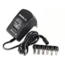 Блок питания универсальный адаптер 30W 2.5A 7 в 1 MHZ YX668 (002782)