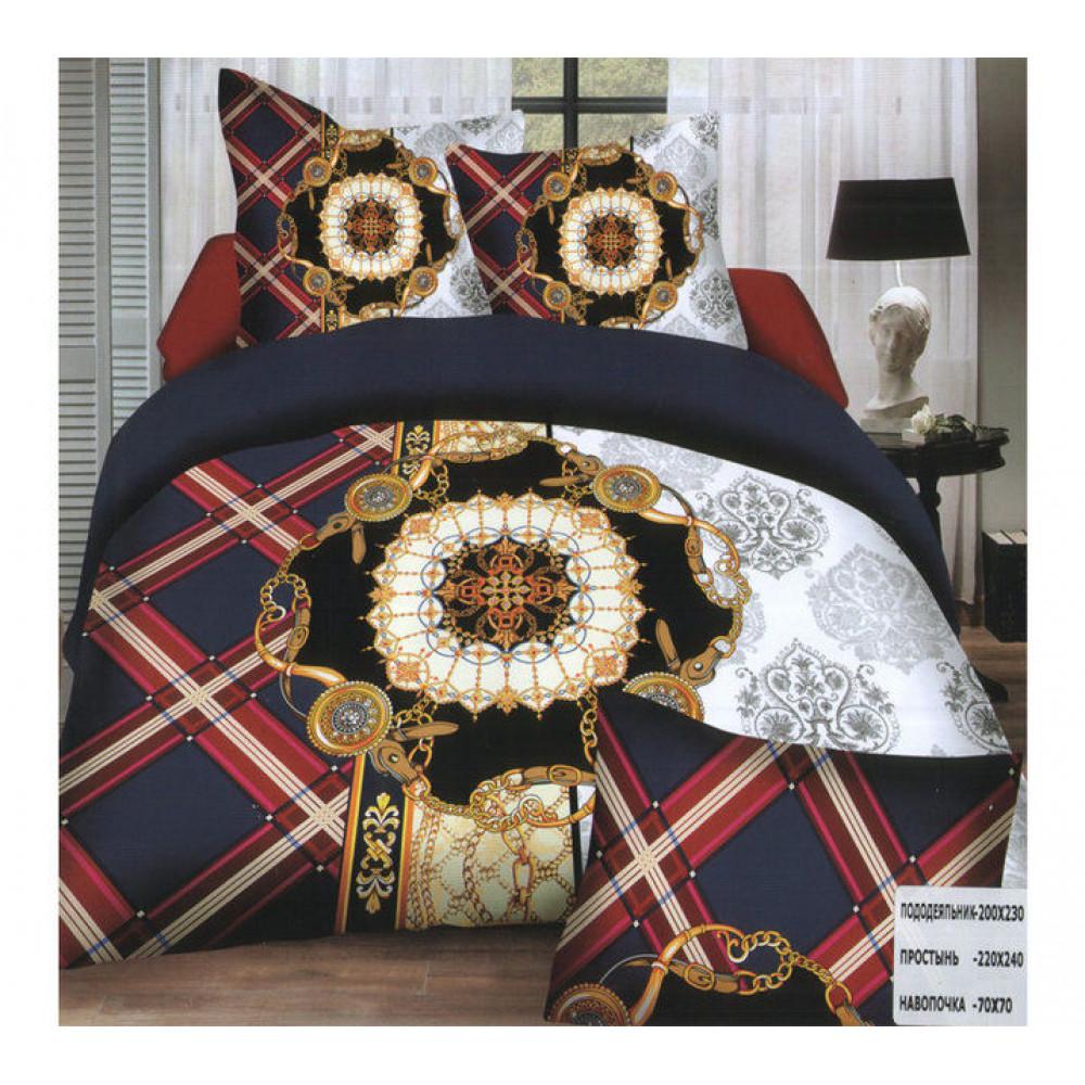 Комплект постельного белья (двуспальный) - № 731.2