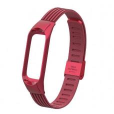 Ремешок Armorstandart Ribby Milanese Band для Xiaomi Mi Band 3 Red (ARM54508)