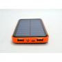 Портативный аккумулятор Power Bank EK-8 16800 mAh солнечный