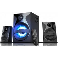 Акустическая система 2.1 Bluetooth FD F-380X 54W Черный (F-380X black)