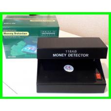 УФ Детектор Валют Банкнот - 118 (ВидеоОбзор)