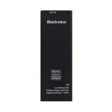 Аккумулятор для мобильного телефона черный Blackview A8 (2050 mAh)
