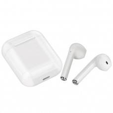 Беспроводные наушники iFans I8 White (ip02303)